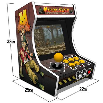 borne arcade 1 joueur